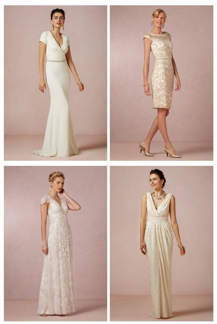 1000 Ideas About Second Marriage Dress On Pinterest