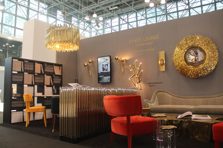 Once again DelightFULL and Essential Home join forces to bring all the mid-century modern inspiration you need to finish your projects! Covet House is the best design group you'll find to help you in any project! See us at ICFF New York!  www.delightfull.eu #ICFF #NYC