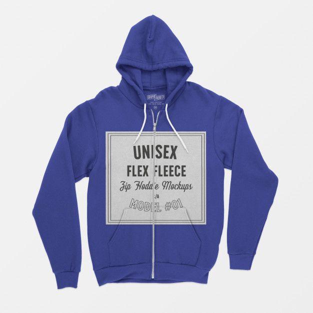 Download Unisex Flex Fleece Zip Hoodie Mockup Fre Free Psd Freepik Freepsd Mockup Fashion Tshirt Clothing Hoodie Mockup Shirt Design Inspiration Hoodies