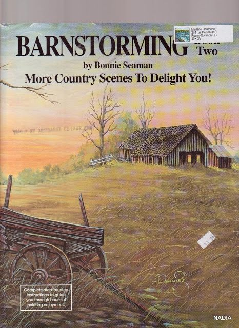 PEINTURE Barnstorming vol 2 - nadieshda gisela - Picasa Web Albums... FREE BOOK!