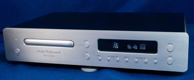 RARE! YBA Audio Refinement CD Complete Audiophile CD Player SOUNDS GREAT   eBay