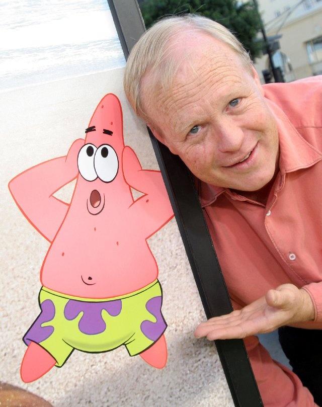 Bill Fagerbakke! Hilarious dude.