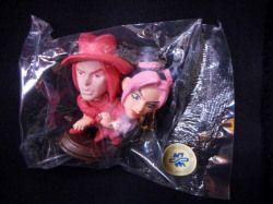 キャラゾー キャラヒーローズ ジョジョの奇妙な冒険 第6部ストーンオーシャン 後編 BOX購入特典 アナキス&アイリン