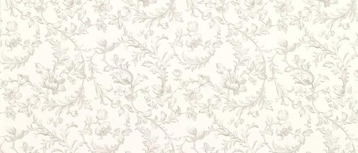 Ironwork Scroll Dove Grey Wallpaper at Laura Ashley