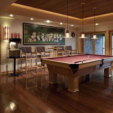 Pool Table Lighting Ideas Pool Design Pool Ideas