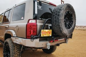 View 2006 Jeep Commander Spare Tire Carrier - Photo 106964690 from 2006 Jeep Commander That Gets Wheeled Hard