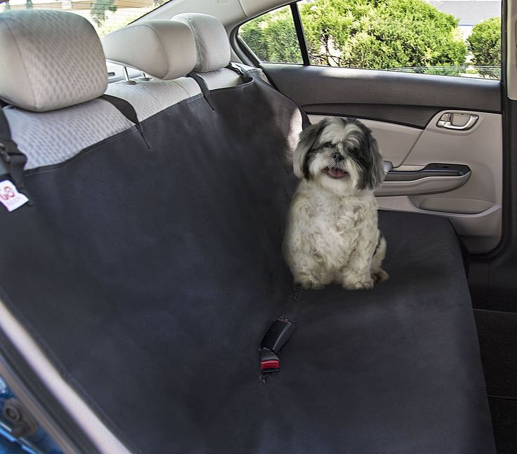 Go Buddy Waterproof Dog Car Seat Cover for Trucks, SUV, Family Van, and Sedan -- Wow! I love this. Check it out now! : Dog Carriers and Travel Products