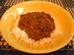 The Barefoot Kitchen: Madras Lentils - similar to Tasty Bite brand sold at Costco