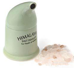 Himalayan Salt Inhaler®, IsabellaCatalog.com