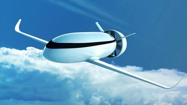 Engineers and designers are giving commercial aircraft a makeover, in a bid to make them faster, greener and more efficient.