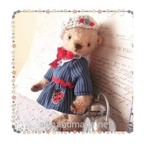 Teddy bear Kelly. Author - Svetlana Mikhailenko - http://arthandmade.net/mihailenko.svetlana Teddy, bear, teddy bear, toy, collectible toy, gift, original gift, teddy artist, handmade, craft, тедди, мишка, мишка тедди, игрушка, коллекционная игрушка, подарок, оригинальный подарок, художник, ручная работа