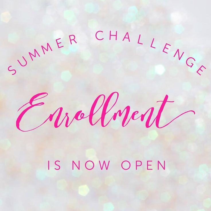 8 WEEK SUMMER CHALLENGE ENROLLMENT IS HERE!😍 - Registration open July 19 - August 4th - - CHALLENGE STARTS August 7th - - I had such an amazing group of ladies that participated in my Spring transformation challenge! I can't even begin to express how rewarding it is to see you all completely transform your bodies while learning to eat right and workout according to your fitness goals. I wanted to think of a way to incorporate a TOTAL transformation. More than just a physical transformation…
