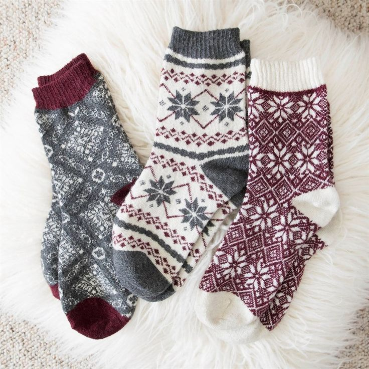 ​  Casual or Dressy, you can't go wrong with our 3 Pair Pack of Women's MUK LUKS Socks.