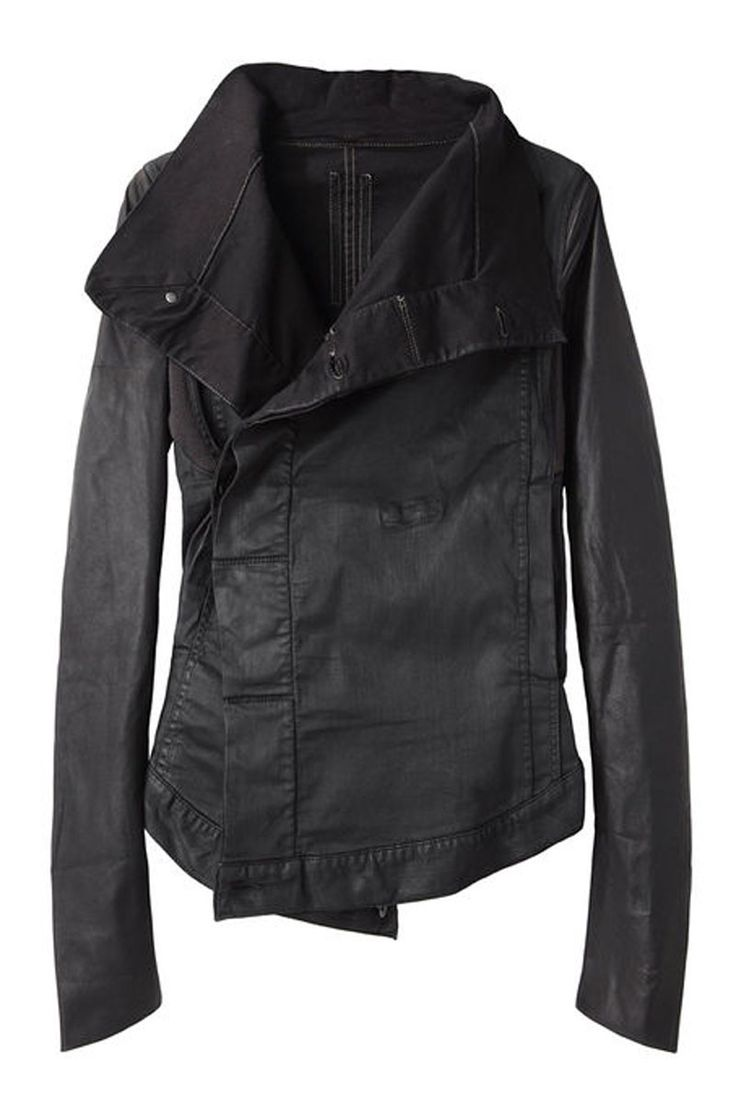The Moto Jacket by Rick Owens