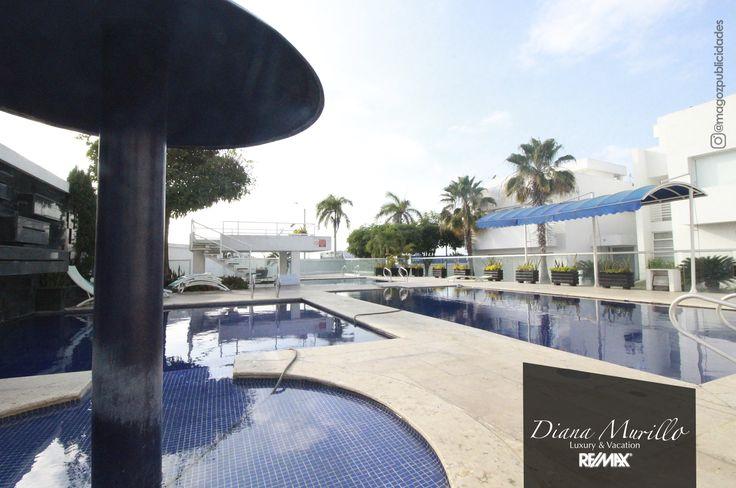 Dale a tu familia el gusto de vivir en uno de los conjuntos residenciales más exclusivos de Barranquilla.  @dmurilloremax #DianaMurillo