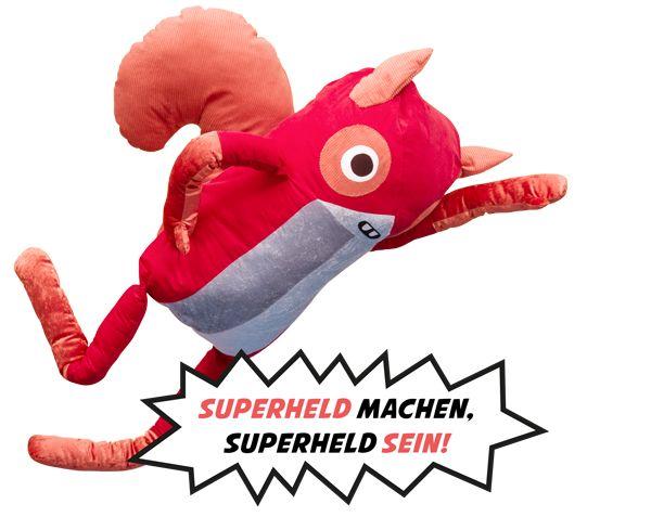 Kollektion Kids - Initiative Handarbeit Superheld 2017