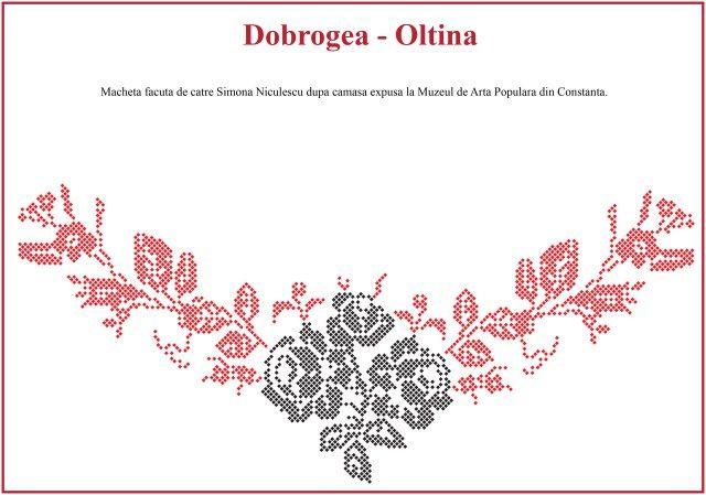 Camasa cu platca din Oltina, Dobrogea.
