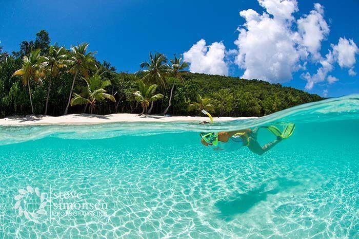 Island Of Tortola, British Virgin Islands