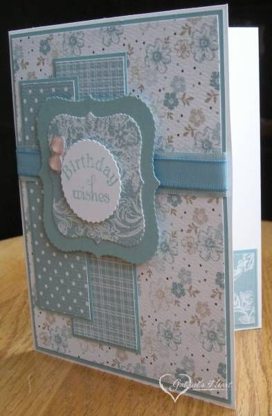 MOJO275, Parisian Breeze Birthday by darbaby - Cards and Paper Crafts at