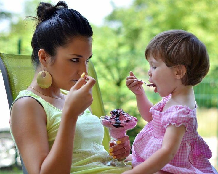 Diétás meggyes fagyi (paleo fagyi recept) ~ Éhezésmentes Karcsúság Szafival