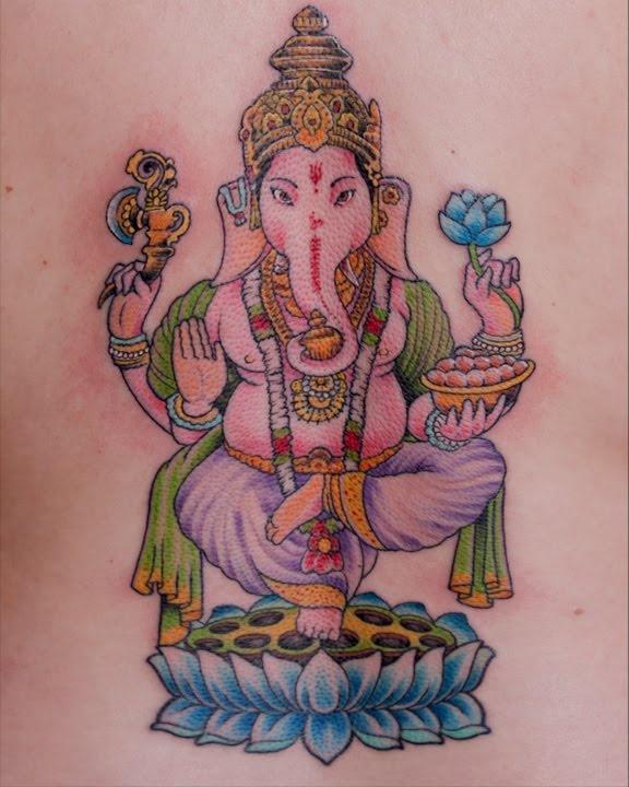 102 Best Shri Ganish Tattoo Images On Pinterest