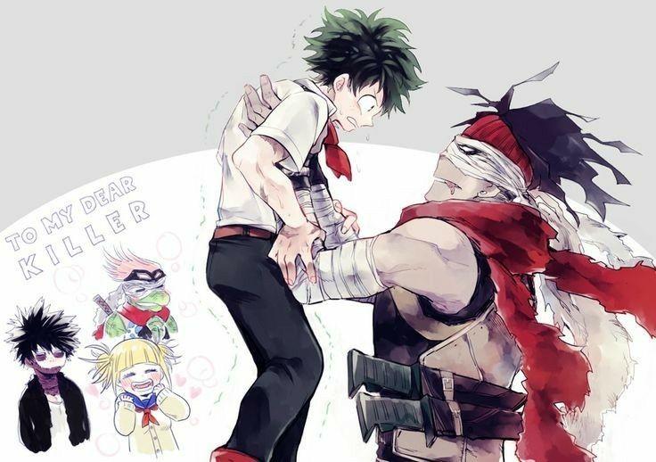 My Hero Academia The League Of Villains My Hero Academia Episodes My Hero My Hero Academia Manga