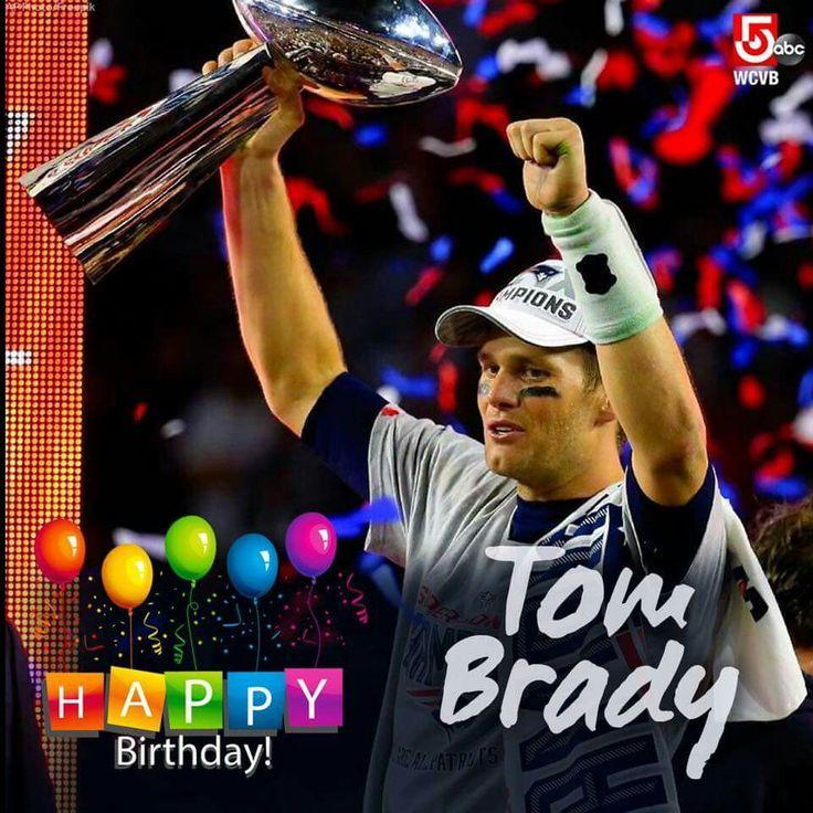 8/3/77 Happy 41 Birthday To Tom Brady, #Patriots #GOAT