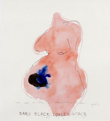 Louise Bourgeois and Tracy Emin