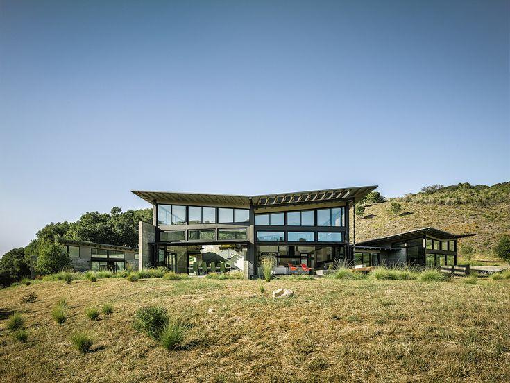Captivating Butterfly Roof | Inhabitat   Green Design, Innovation .