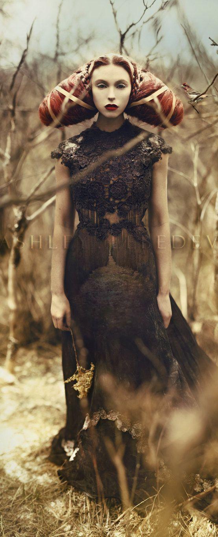Birds of Passage // Whimsical Photography // Ethereal Photograph // Fairytale Photo // Fantasy Photography // Fine Art Print // Dark Art