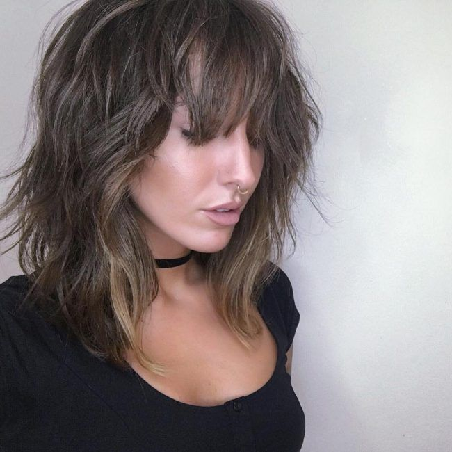 The big chop is ideal for anyone seeking to have a change anyone's hair. Shoulder length haircuts, shoulder length hairstyles are perfect for both thick and