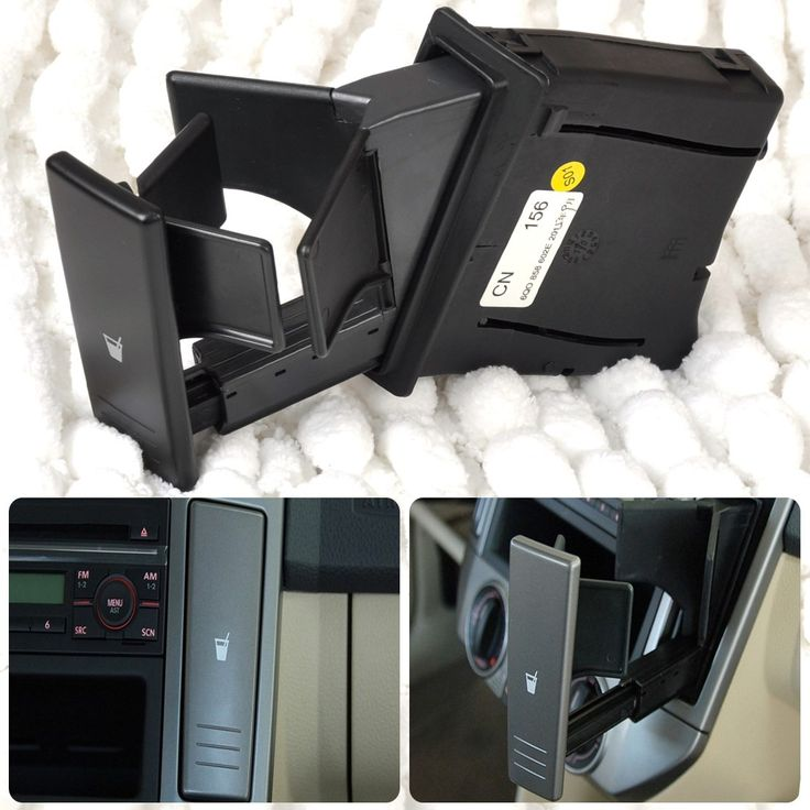 Buy US $26.09  beler Car Cup Holder Right Center Console Water Drink 6Q0 858 602 G for VW Polo 9N 2002 2003 2004 2005 2006 2007 2008 2009 2010  #beler #Holder #Right #Center #Console #Water #Drink #Polo  #Online
