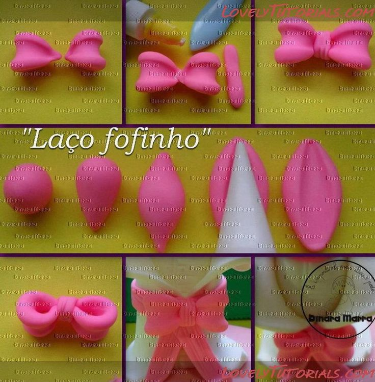 How to make a beautiful bow