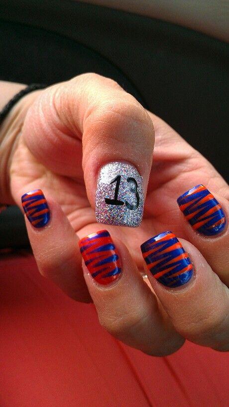 Softball Nail Art Designs Nailarts Ideas