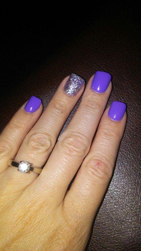 25 best ideas about purple nail designs on pinterest