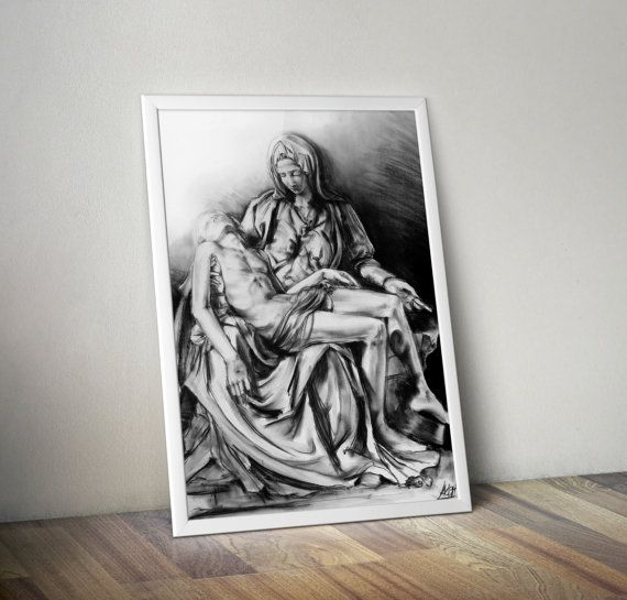drawn wallpapers paintings religious - photo #44