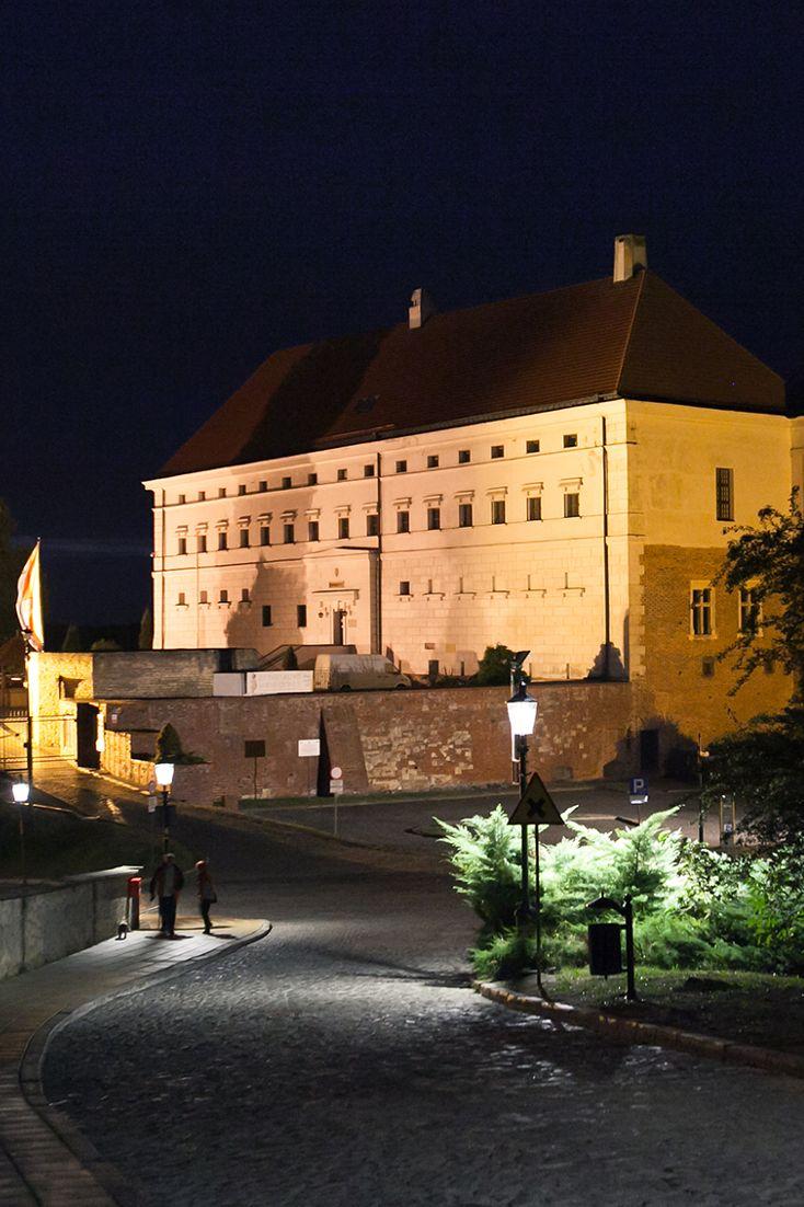 Castle in Sandomierz/ Poland  #travel #Europe