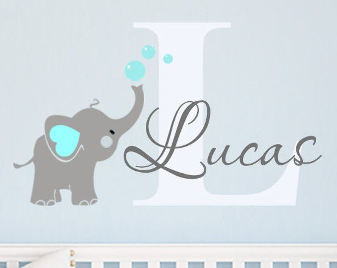 Wall Stickers custom color dream big little one vinyl decal Nursery removable