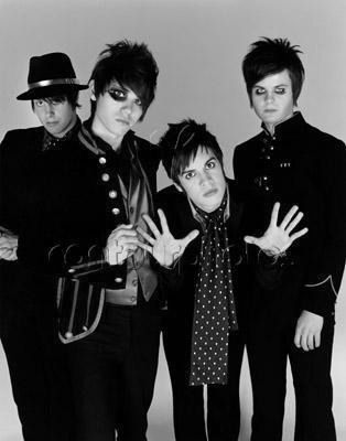 Panic! At The Disco...I miss them all together :(