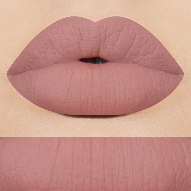 A LIGHT PINK NUDE ​           Vegan Cruelty FreeHigh PigmentationNo Animal Testing Hand Crafted Opaque Matte CoverageKiss Proof6.5g / .22 ozMade In TexasAPPLICATION TIPS:  Make sure lips are exfoliated and primed before applying lipstick. Avoid oily foods as much as possible. Oil will act as a removing agent. This will then result in more frequent touch ups. Enjoy!​INGREDIENTS;Isododecane, Silicone Resin (Trimethylsiloxysilicate, Polypropylsilsesquioxane), Carnauba Wax, Squalene light …