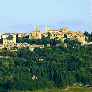 Italy: Food and Wine Between Tuscany's Hills-Montepulciano