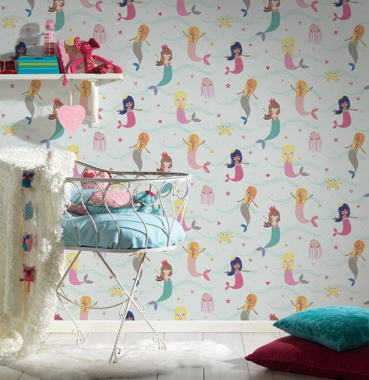 52 best Kinderzimmer Bordüre Mädchen images on Pinterest | Animal ...