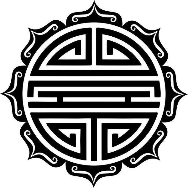 Símbolo De Shou Longevidad De Loto Amuleto De La Suerte Chino Buena Salud Ilustración Amuletos De Buena Suerte Amuletos De La Suerte Infografia Salud