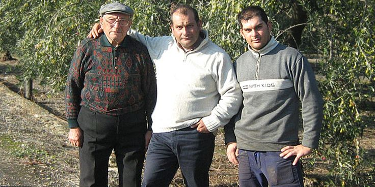 Salvatore's family has been devoted for three generations to the cultivation of olive trees and the production of olive oil. Salvatore is a likeable man, close to his sixties. He speaks of the heritage handed-down by his forefathers with pride and passion and is dedicated to preserving the tradition and experiences.
