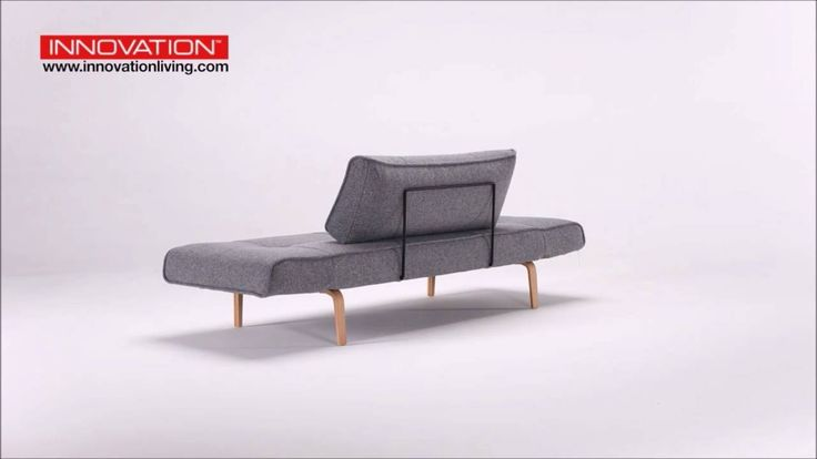 Zeal is a multifunctional daybed useful for relaxing, napping, reading and as a bed for guests.