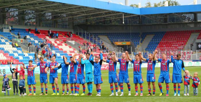 Fotbalisté Plzně jsou dál stoprocentní. Tentokrát to odnesla Ostrava