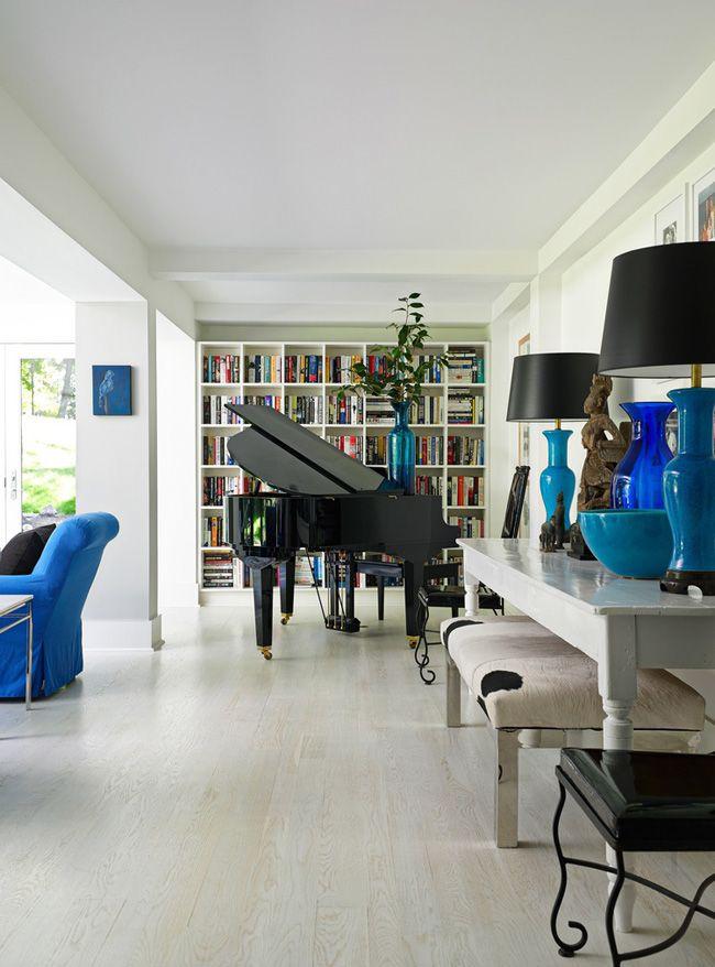 Designer Patrick Mele gives a Connecticut home