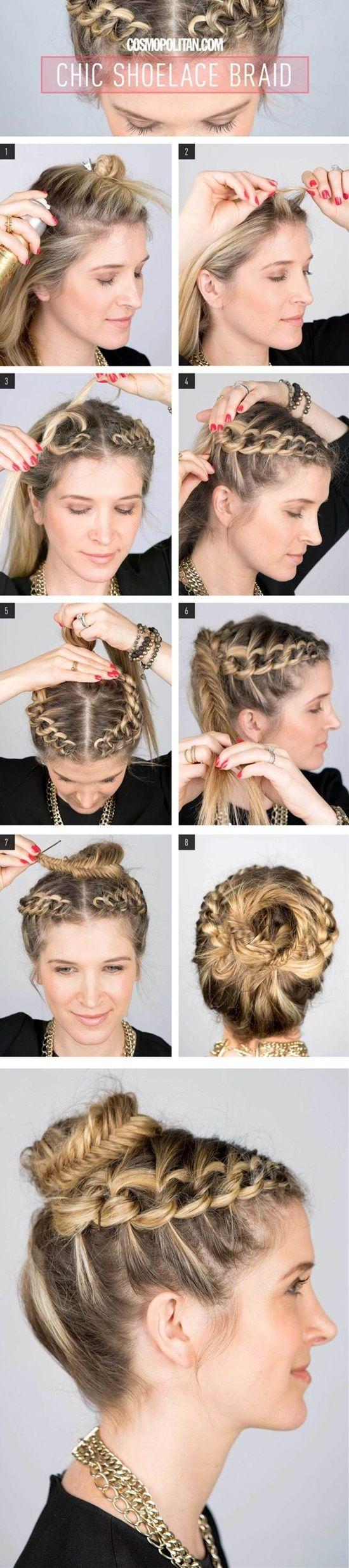Best 25 Braids For Thin Hair ideas on Pinterest  Thin hair updo