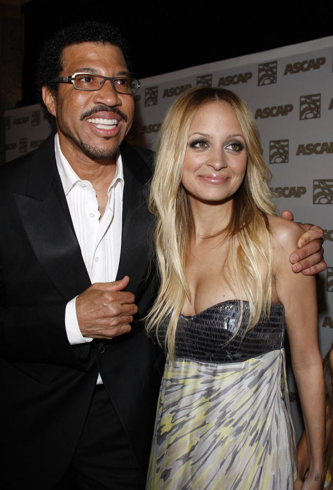 lionel richie nicole relationship counseling