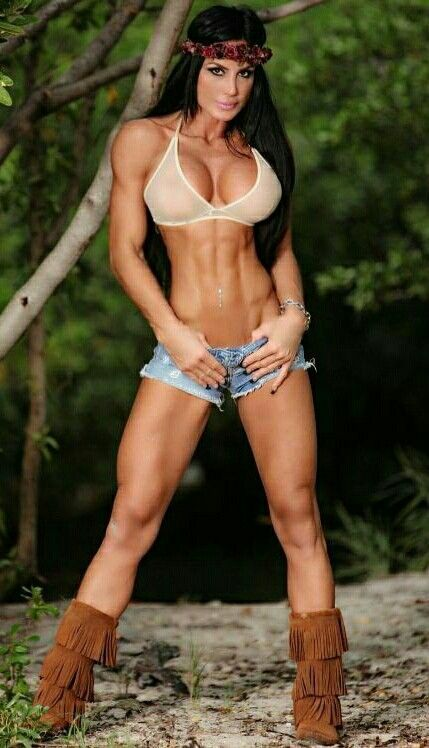 Thin sexy nude women